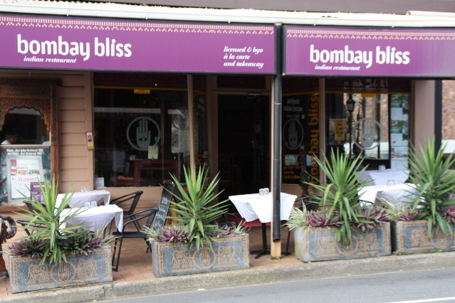 Bombay Bliss Indian Restaurant Milton Brisbane