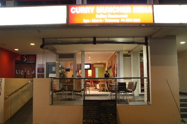 Curry Muncher India Indian Restaurant