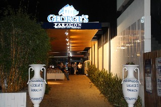 George's Paragon Seafood Restaurant Sanctuary Cove Gold Coast