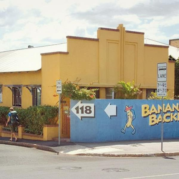 Base Brisbane Uptown Backpackers budget hotel Brisbane CBD