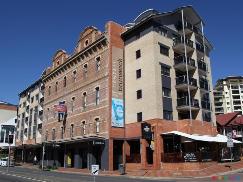 Central Brunswick Apartment Hotel 4* hotel Fortitude Valley Brisbane