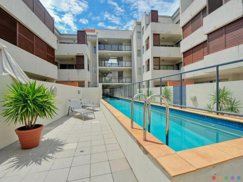 FV4006 Apartments 4* Hotel Fortitude Valley Brisbane