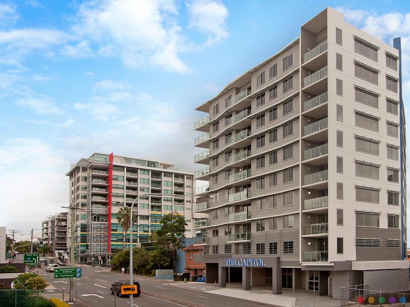 The Capitol Apartments 4* Hotel Southbank Brisbane CBD