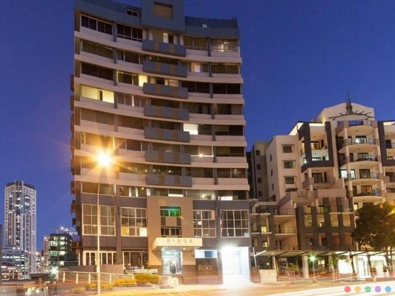 The Ridge on Leichhardt Apartments 4* hotel Spring Hill Brisbane