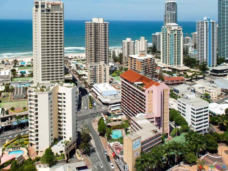 Islander Backpackers Resort Surfers Paradise Backpackers accommodation Gold Coast