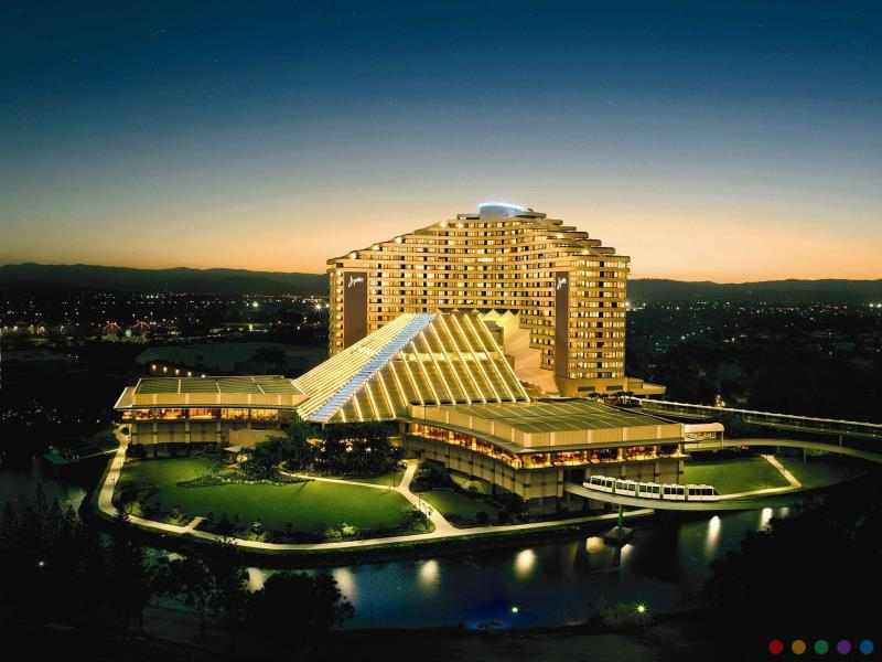 Jupiters Hotel and Casino luxury Hotel Broadbeach Gold Coast