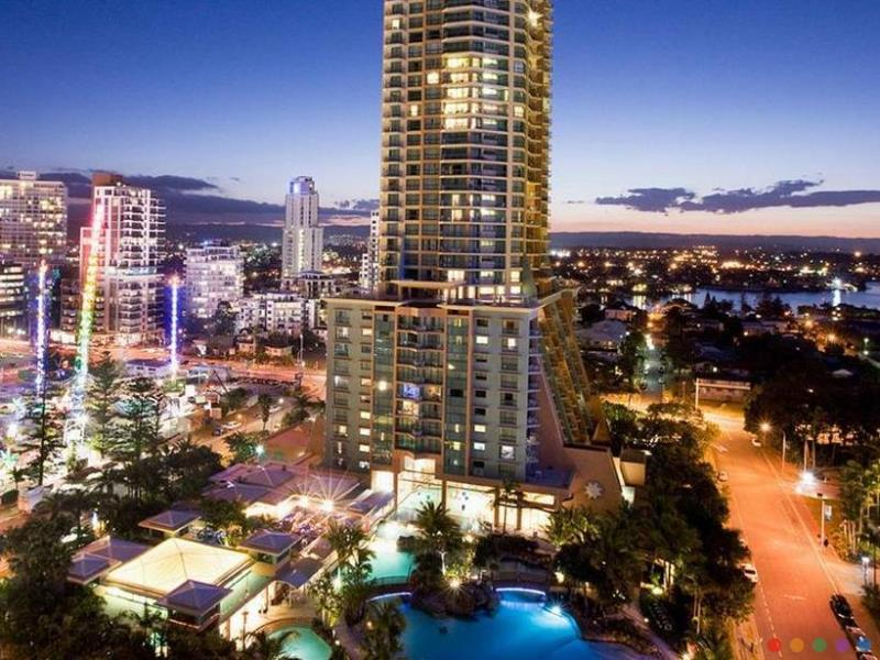 Mantra Crown Towers Resort 4* hotel Surfers Paradise Gold Coast