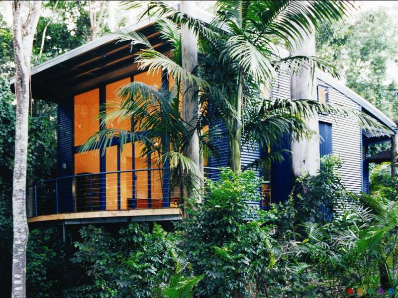 Pethers Rainforest Retreat Luxury Hotel Mount Tamborine Gold Coast