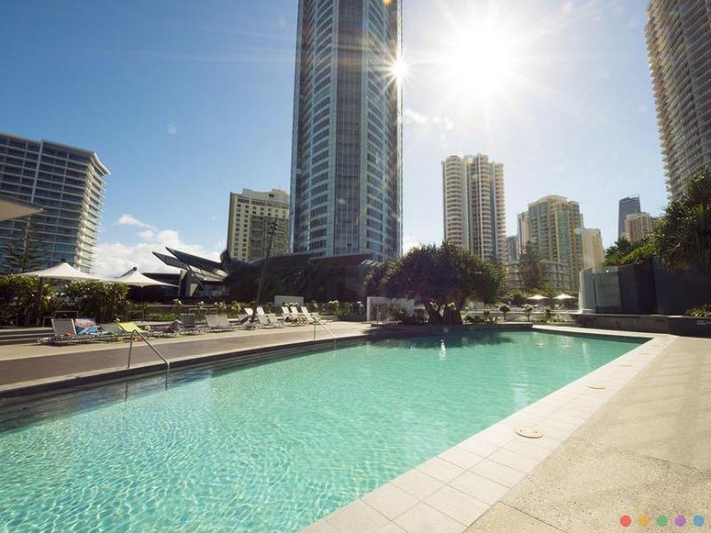 Q1 Resort and Spa 4* Hotel Surfers Paradise Gold Coast