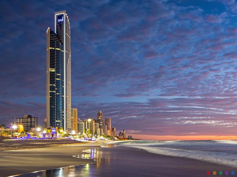 Soul Surfers Paradise luxury hotel Main Beach Gold Coast