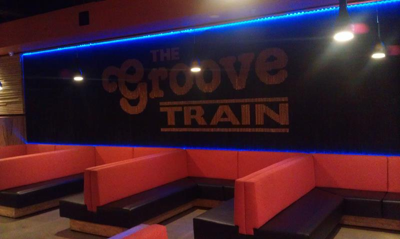 The Groove Train Restaurant Surfers Paradise