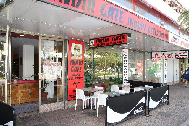 India Gate Indian Restaurant Surfers Paradise