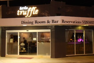 Little Truffle Dining Room Restaurant Mermaid Beach