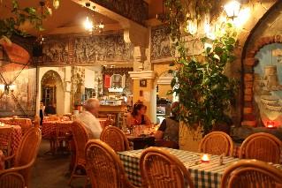Marinara Restaurant Paddington Menu