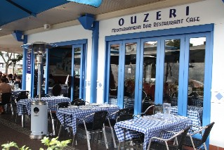 Ouzeri Greek Restaurant West End Brisbane