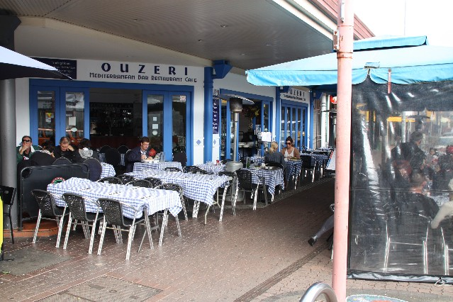 Ouzeri Greek Restaurant Brisbane