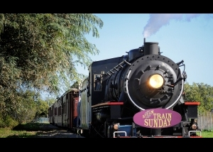 Steam Train Sunday Brisbane October 2015