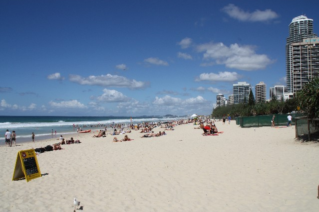 gold coast australia beach. Beach Gold Coast Australia